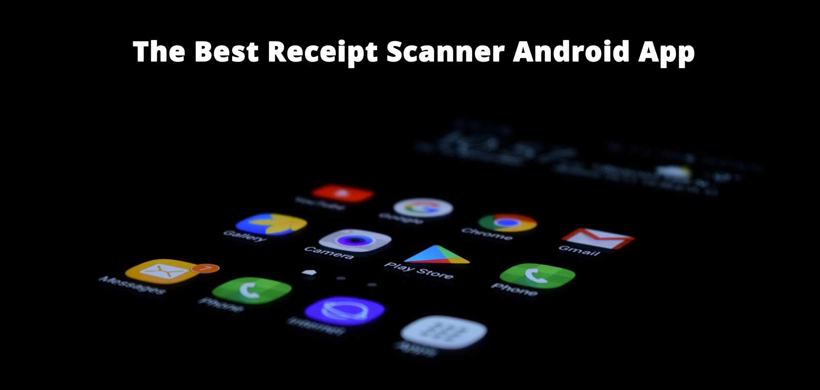The Best Receipt Scanner Android App in 2019 (with screenshots), by a top Android Developer