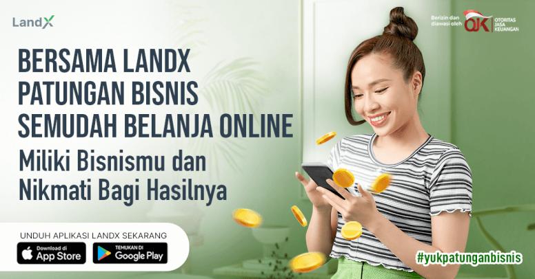 Patungan Bisnis Bareng LandX untuk Passive Income Menjanjikan