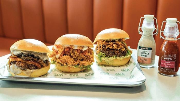 Franchise Burger: Melihat Potensi Byurger, Burger Kekinian yang Tetap Berkembang Pesat Selama Pandemi