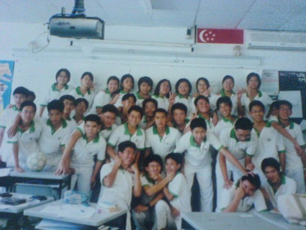 I was in the worst class in Anglican High - AHSEC4G