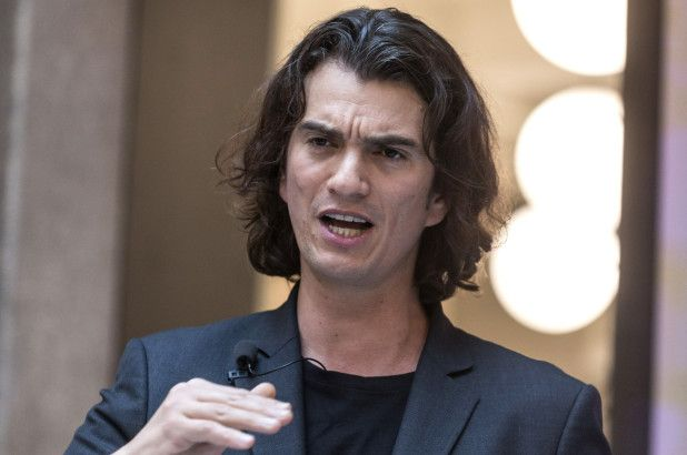 Adam Neumann's Optionality