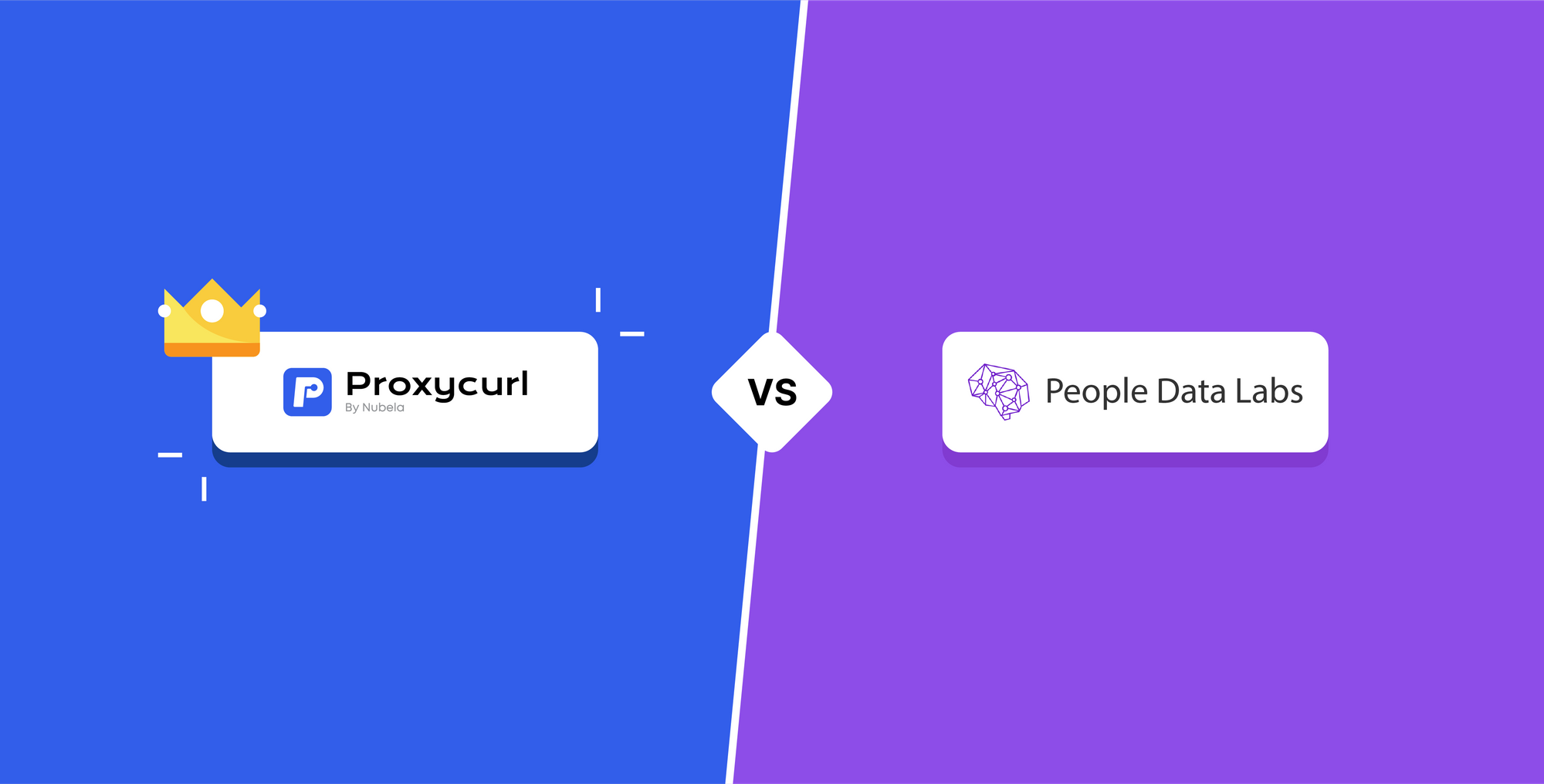 Proxycurl VS PeopleDataLabs - Global Company Profile Dataset