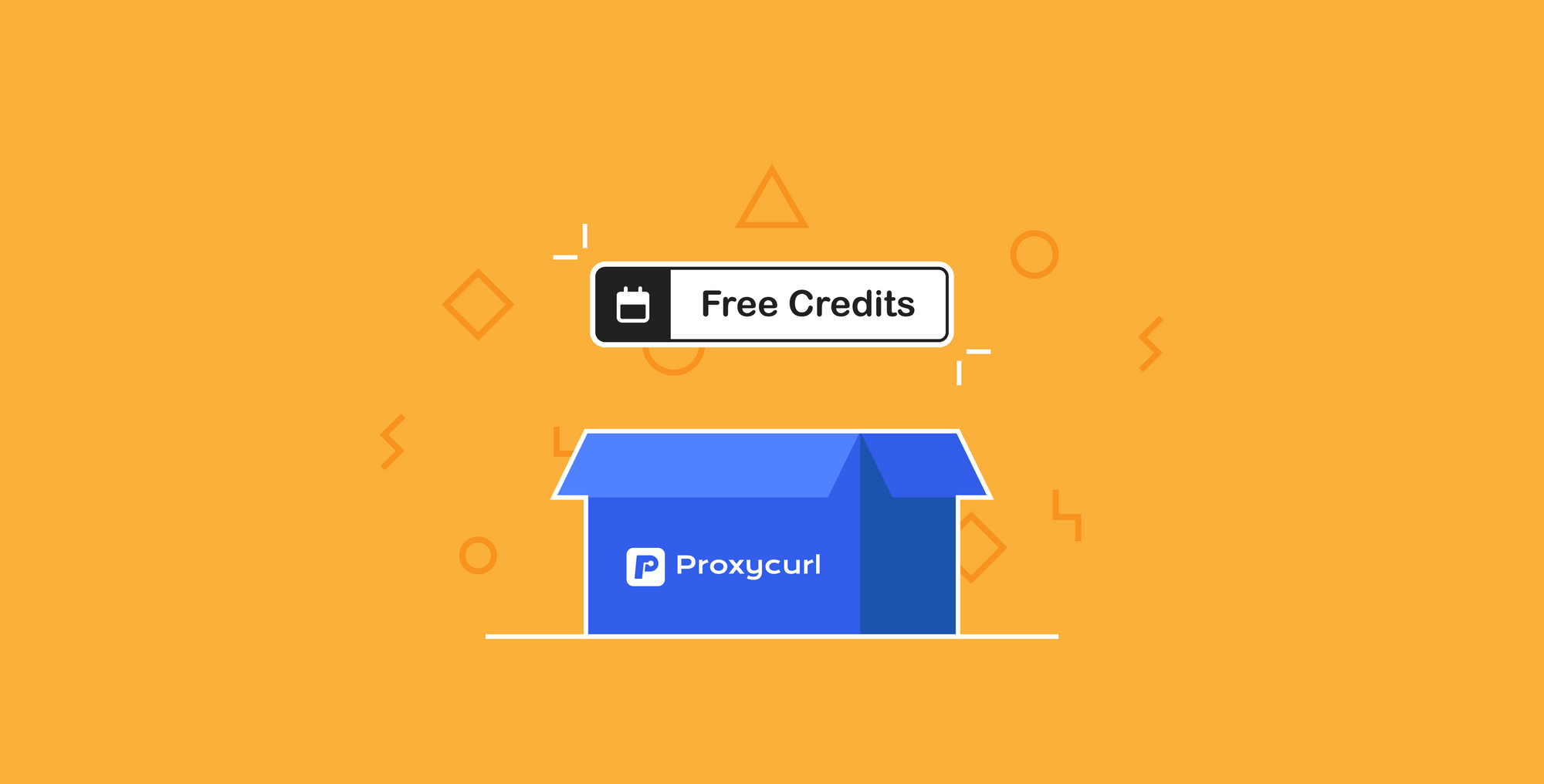 How to get 10,000 Proxycurl credits for FREE every month